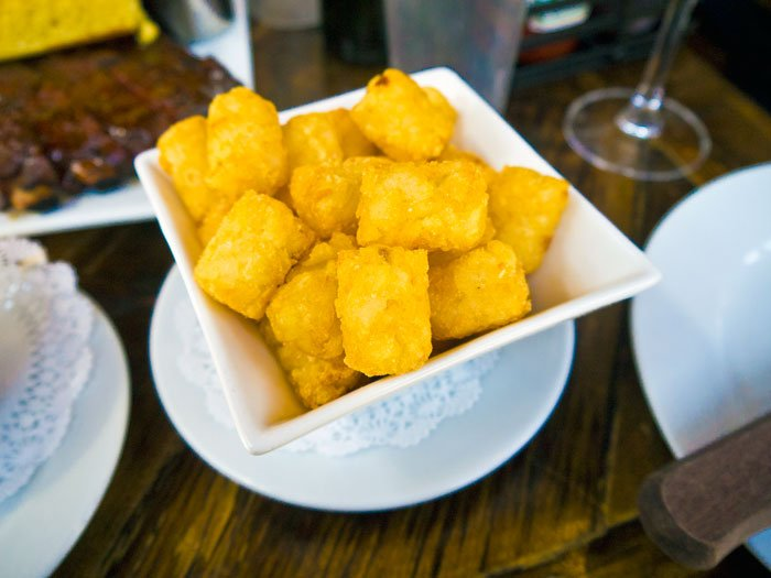 Southern Hospitality Tater Tots