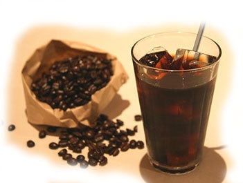 cold brewed coffee image via gourmet-coffee