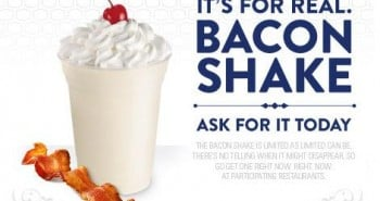 BACON MILKSHAKE JACK BOX