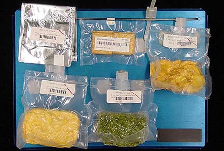 NASA-Space-Food