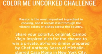 Color me uncorked