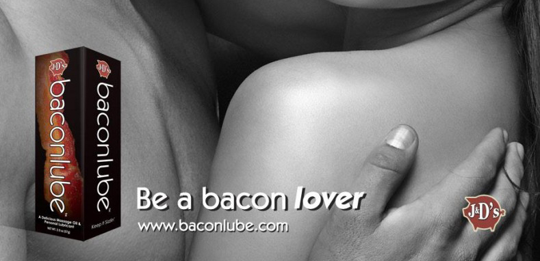 JD Bacon Lube