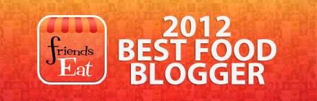 2012 Best Food Blogger E