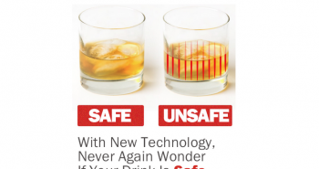 date rape detecting glasses