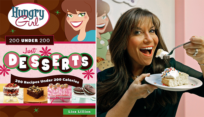 Lisa-Lillien-of-Hungry-Girl-and-book-Hungry-Girl-200-Under-200-Just-Desserts