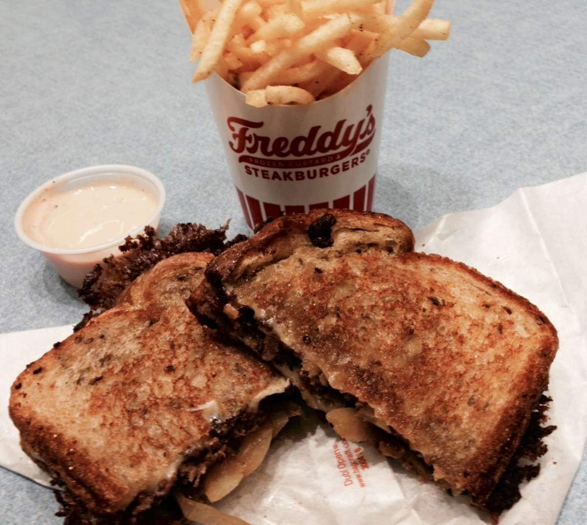 Freddy's Frozen Custard Coupons