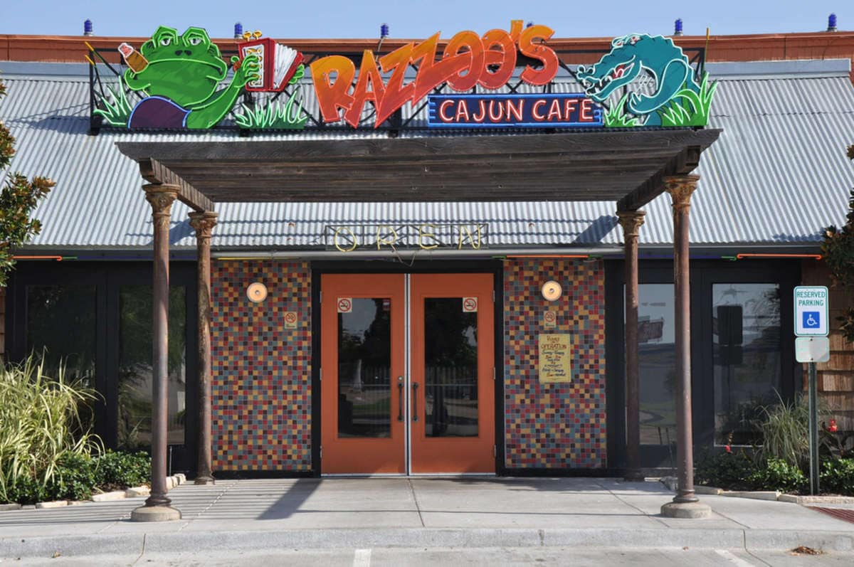 Razzoo's Cajun Cafe Coupons