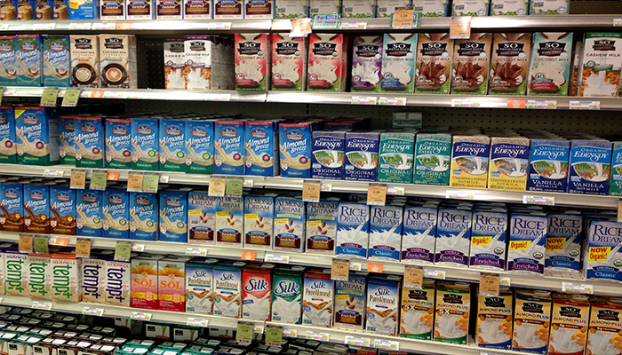 Flavored-Non-Dairy-Milks
